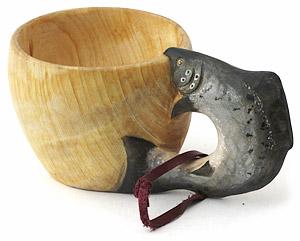 рыболовные кружки из дерева